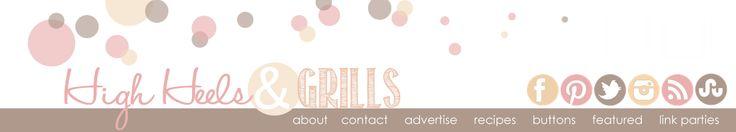 High Heels & Grills: Bisquick Chicken Nuggets