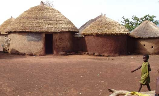 Re Pin Traditional Homes In Ghana Travel Architecture