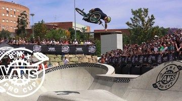Chase Hawk's winning run at the Vans BMX Pro Cup in #Malaga   VIDEO: http://bmxunion.com/daily/chase-hawks-vans-bmx-pro-cup-malaga-winning-run/  #BMX #bike #bicycle #style #spain #vans