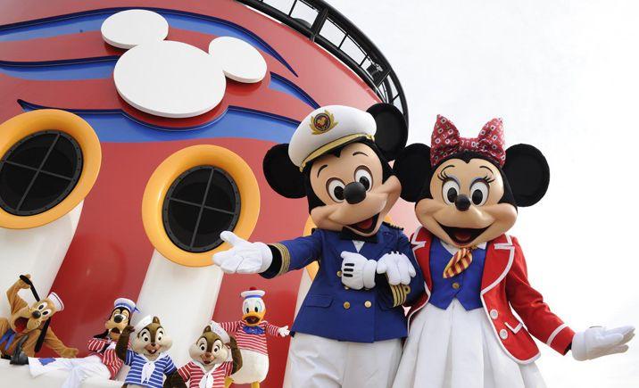 La bordul unei croaziere Disney gasiti cate ceva pentru fiecare: relaxare pentru adulti, distractie fabuloasa pentru copii si activitati captivante pentru intreaga familie.