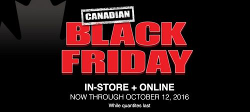 Lowes Canada Sale: Save on Appliances Halloween & Winter Essentials and More During Canadian Black Friday Sale http://www.lavahotdeals.com/ca/cheap/lowes-canada-sale-save-appliances-halloween-winter-essentials/123895