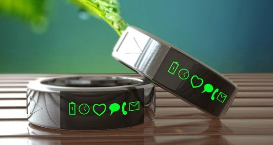 The smarty ring to stay smart!