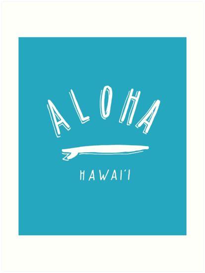 19$ Aloha by MichaelRisch