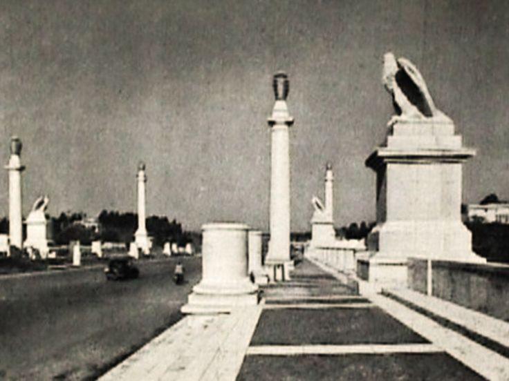 04 Luglio 1951… #Roma, viene inaugurato #Ponte #Flaminio