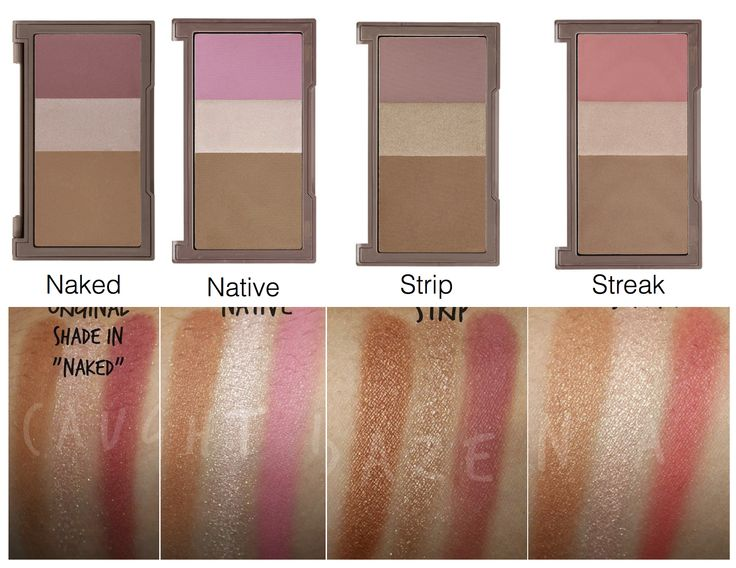Naked Flushed Palette by Urban Decay #14
