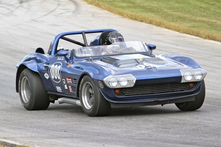 Chevrolet Corvette (C2) Grand Sport Race Car