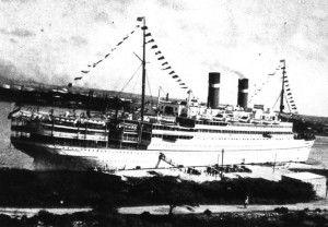 SS Rotterdam 1908 | rotterdam-1908-during-cruising-white