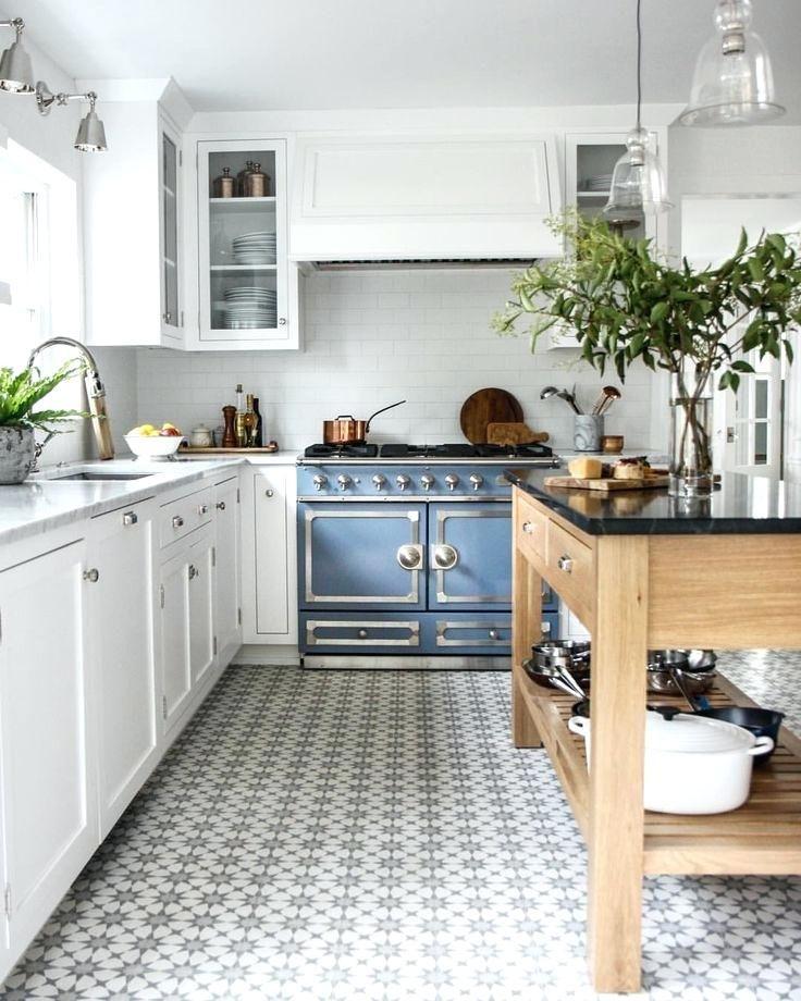 Kitchen Floor Tiles Designs Small Sunburst Kitchen Floor Tiles