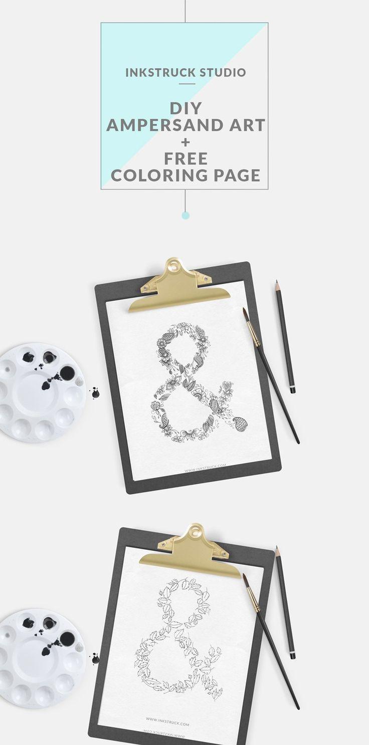 d2450af5b81d043745eef45c3187172d--decorative-lettering-free-adult-coloring-pages