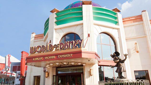 World of Disney | Winkels Disneyland Paris | Disneyland Paris