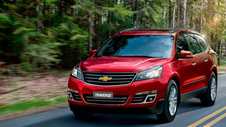NotiAutos.com: Chevrolet Traverse 3.6 2014