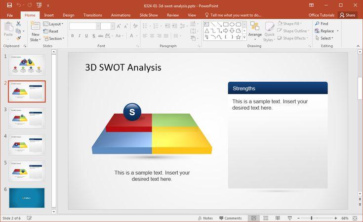 swot analysis strategic planning pdf
