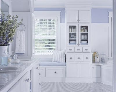 17 best images about bathroom remodel ideas on pinterest for Periwinkle bathroom ideas