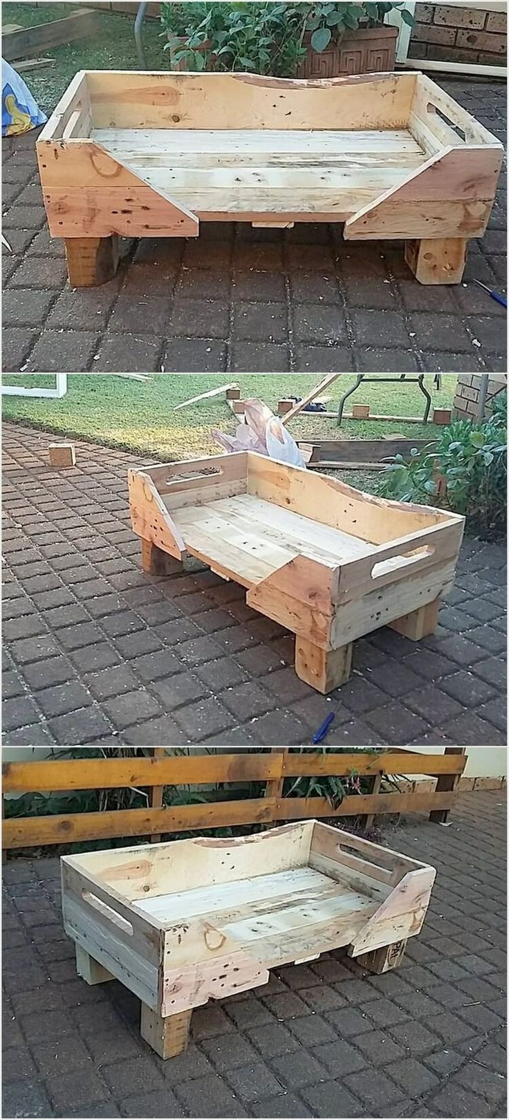 Pallet size 1001 pallets among so many amazing ideas of the wood pallet recycling we would perfectly be making