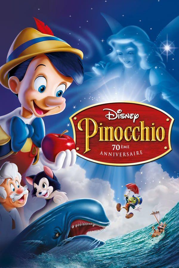 Pinocchio Film Complet 1940 Films Complets Films Pour Enfants Disney Cinema