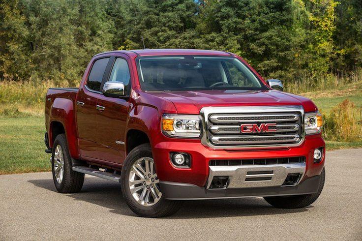Drive: 2016 GMC Canyon Diesel Review