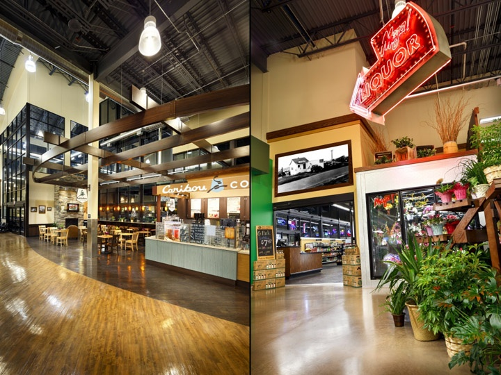 Mega Foods By Supervalu Design Services Eau Claire Wisconsin