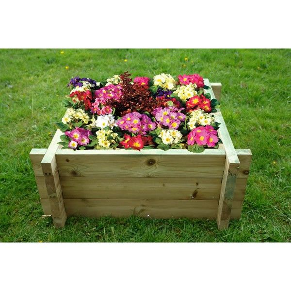 Natural Cedar Raised Garden Beds: Cedar Is Lightweight And Easy To Use In The Construction