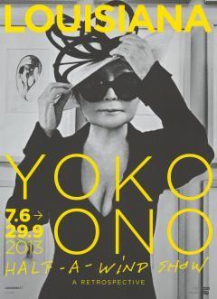 Yoko Ono Louisiana udstilling