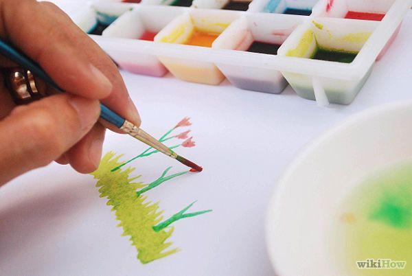 Make Homemade Nontoxic Watercolor Paint Step 9.jpg
