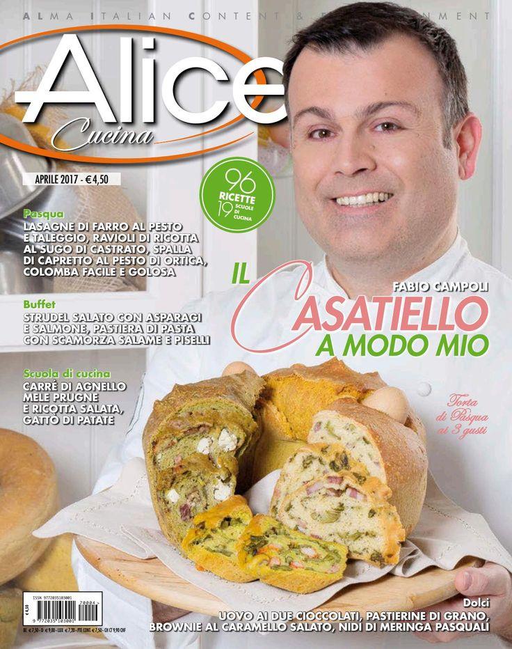 Alice cucina aprile 2017 mar