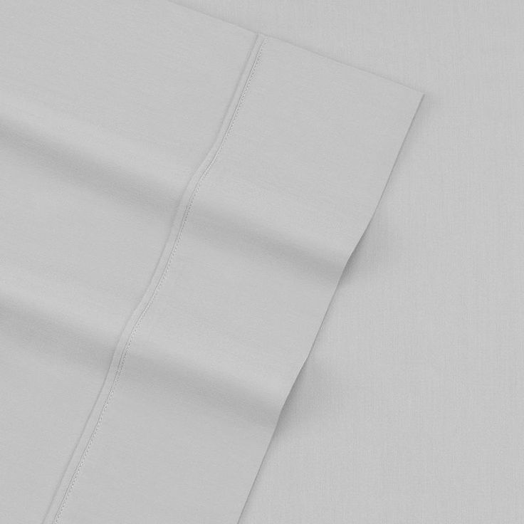 Sateen 300 Thread Count Sheet Set, Grey