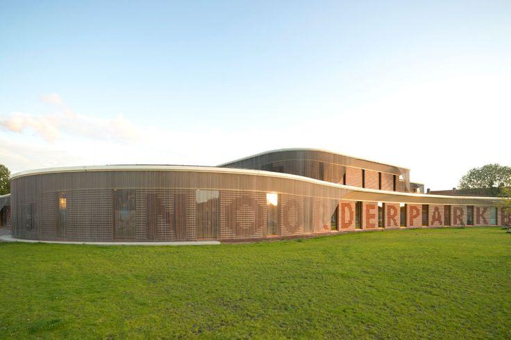 Noorderparkbad / De Architekten Cie / Gemeente Amsterdam / Sneeuwbalweg 5