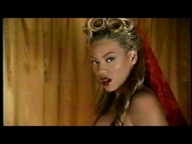 Beyonce Knowles in Carmen: A Hip Hopera 2001.