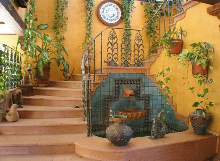 89 best images about patios mexicanos on pinterest for Mexican porch designs