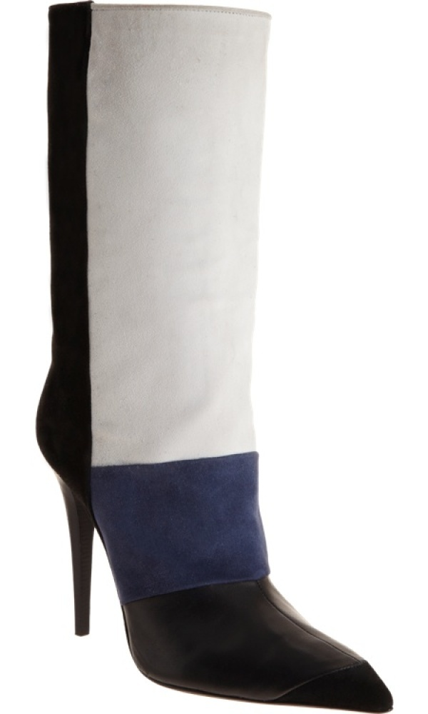 Colorblock Mid-Calf Boot, $1,695.Feet Fashion, Midcalf Boots, Colorblock Midcalf, Rodriguez Colorblock, Boots Couture, Narciso Rodriguez, Boots Style, Mid Calf Boots, Colorblock Mid Calf