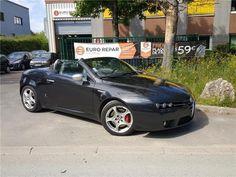 Annonce de voiture d'occasion: Alfa Romeo Spider 2.4 JTDM 200, € 10490…