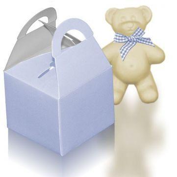 Mini cajita regalo lavanda, viene en pack de 10 uni, son muy útiles para preparar detalles y regalos. Búscala en Gran Velada.  #diy