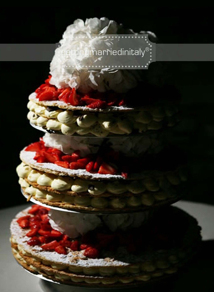 1000 Images About Italian Wedding Cakes On Pinterest
