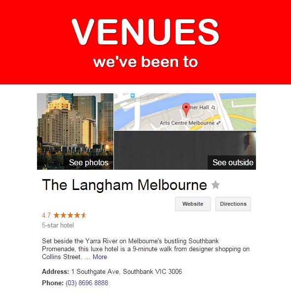 venues cheap photo booth hire Melbourne has been to 1