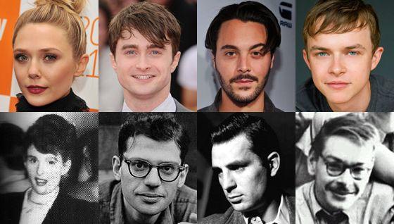 Who's who in KILL YOUR DARLINGS via: Variety    #BurningFuriouslyBeautiful  https://www.facebook.com/BurningFuriouslyBeautiful