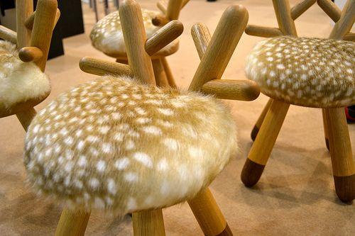 Bambi seat!