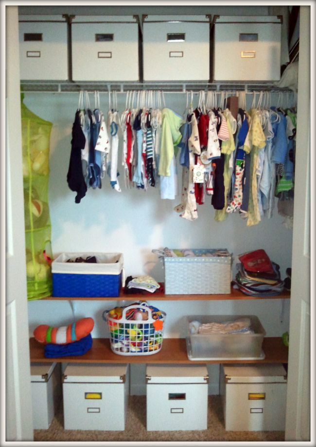 100+ ideas to try about Chic, Organised Closets- Kids ...