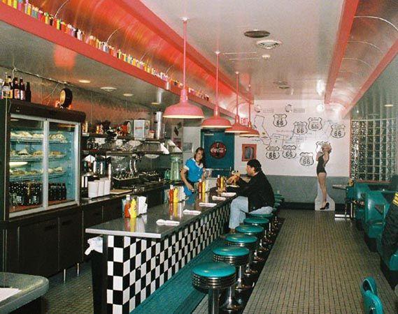 1950s Diner Counter Bar Tile Google Search Footloose