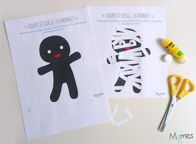 17 meilleures id es propos de d coupage maternelle sur for Magazine bricolage et decoration