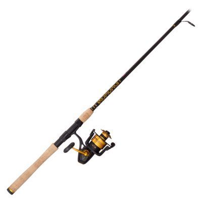 """PENN Spinfisher V 3500 & 4500 Spinning Rod and Reel Combos: """"""""""""One of the most recognized and… #Fishing #Boating #Hunting #Camping"""