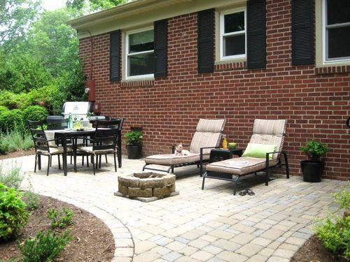 112 best carport & patio designs & ideas images on pinterest ... - Simple Backyard Patio Designs