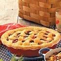 Cherry-Berry Peach Pie Recipe
