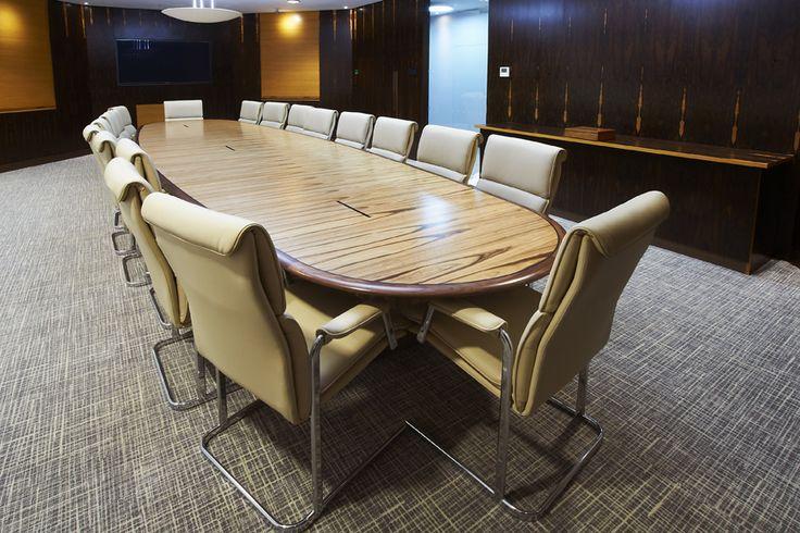 Bespoke Boardroom Table | Office Furniture