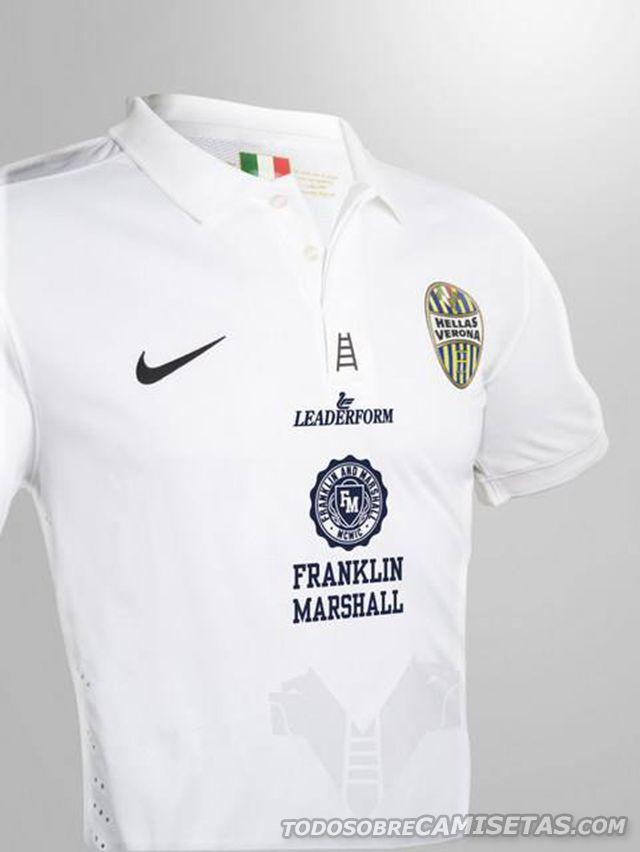 Hellas Verona Nike Maglie 2014/2015   Todo Sobre Camisetas