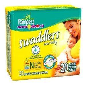 the best, softest, use um as long as you can diapers. IMHO