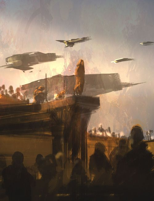 A few years ago, I had the chance to illustrate the full DUNE...