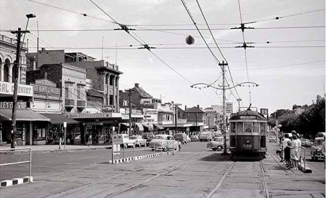 St.Kilda-Fitzroy St 1959