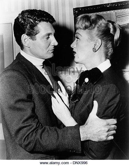 Gene Barry Our Miss Brooks | Oct. 31, 1956 - EVE ARDEN Gene Barry. Our Miss Brooks 1956.(Credit ...