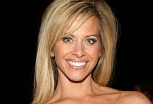 """Dina Manzo from NJ..sad to see her opt out but happy that she is successful with her new HGTV show, """"Dina's Party."""""""