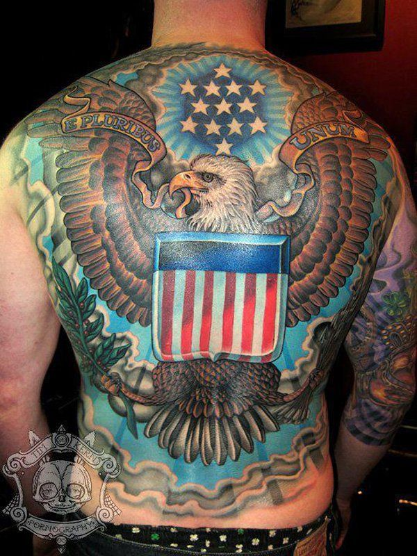 20 best tattoo images on pinterest tatoos tattoo ideas and 25 awesome american flag tattoo designs publicscrutiny Image collections